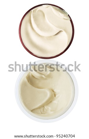 creme cosmetic foundation