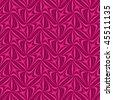 Crimson folded background - stock photo