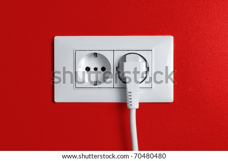 Critical power - stock photo