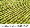 Crochet closeup. More fabrics in my port. - stock photo