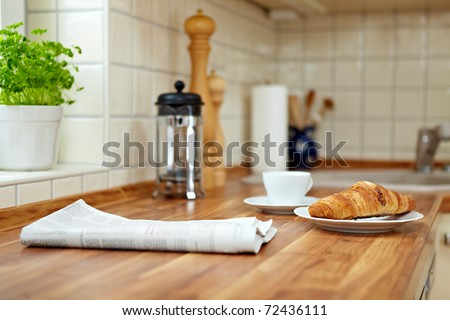 Kitchen Counter With Food kitchen counter stock images, royalty-free images & vectors