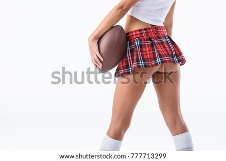 Girl In Mini Shorts Stock Images Royalty Free Images