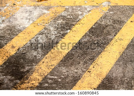 Crosswalk - stock photo