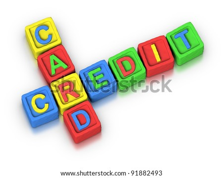 Crossword Puzzle : CREDIT CARD