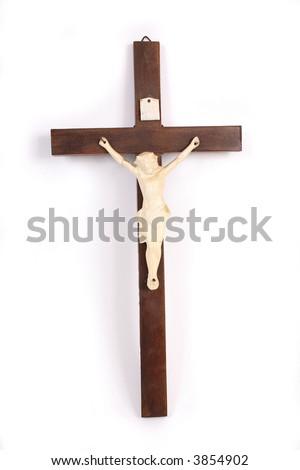 crucifix - stock photo