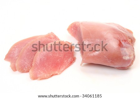 Crude meat