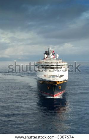 Cruise - stock photo