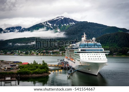stock-photo-cruise-ship-at-port-in-junea