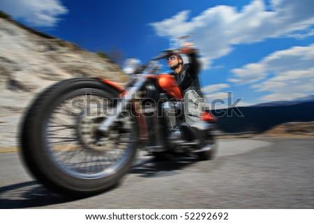 Cruising - stock photo