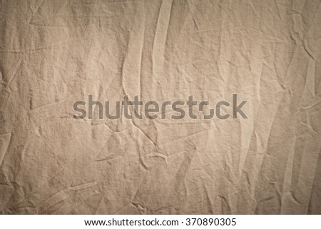 Crumpled Cloth Texture