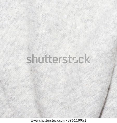Crumpled Cloth Texture - stock photo