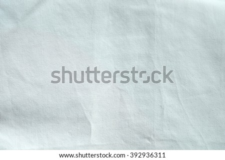 Crumpled fabric or textiles texture , cloth background - stock photo