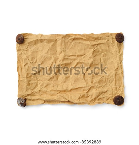 Crumpled paper background,texture