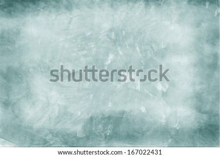 Crumpled paper with scratches colored background - stock photo