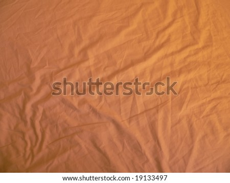 Crumpled wool texture background.