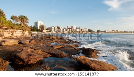 Crunulla Beach Australia - stock photo