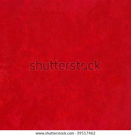 crushed red highly textured background for christmas - stock photo