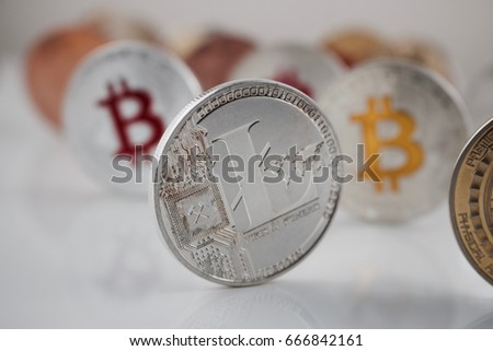 Is There A Physical Coin For Bitcoin Litecoin Generator
