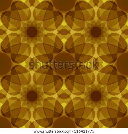 Crystal background, abstract seamless texture. Vector version available in my portfolio - stock photo