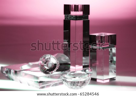 crystal objects
