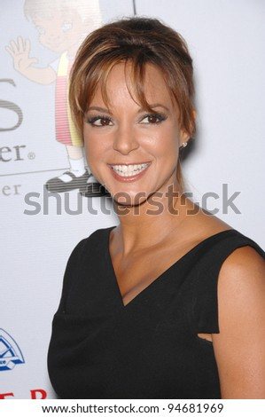 CSI: Miami star Eva La Rue at a fund-raising gala to benefit Padres Contra El Cncer (parents against cancer) at The Lot, Hollywood. October 19, 2007  Los Angeles, CA Picture: Paul Smith / Featureflash