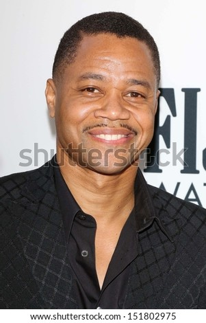 "Cuba Gooding Jr. at ""Lee Daniels' The Butler"" Los Angeles Premiere, Regal Cinemas, Los Angeles, CA 08-12-13 - stock photo"