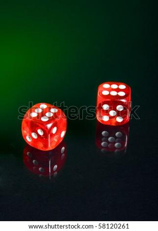 cubes - stock photo
