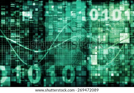 Cubes Square Background in 3d as a Abstract - stock photo