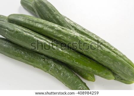 Cucumber - stock photo