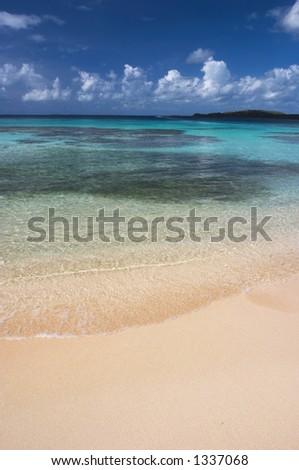 Culebra Island, Puerto Rico - stock photo