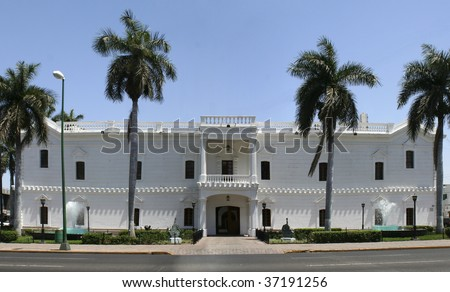 Culiacan city hall - stock photo