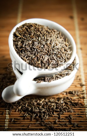 Cumin - stock photo