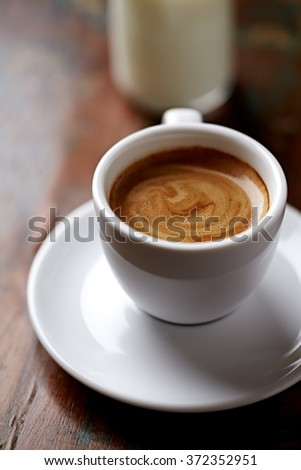 Cup of Espresso - stock photo
