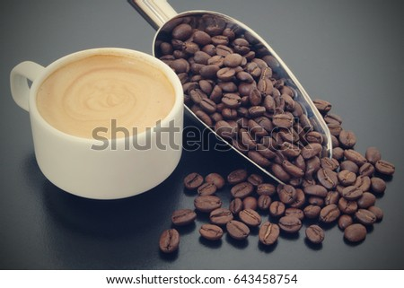 stock-photo-cup-of-espresso-coffee-with-