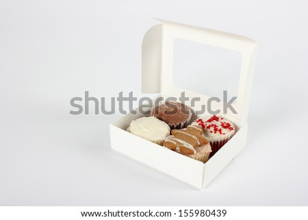 Cupcakes in a Box
