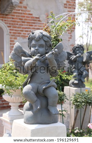 Cupid - stock photo