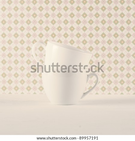 Cups - stock photo
