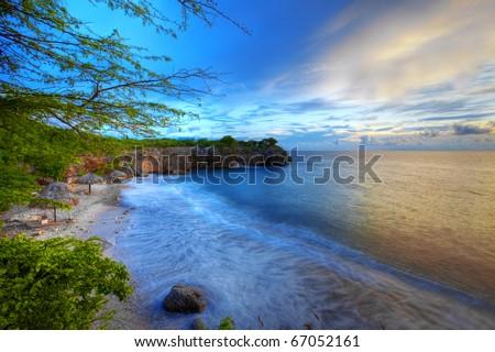 Curacao - stock photo
