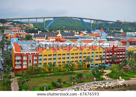 Curacao, Netherlands Antilles - stock photo