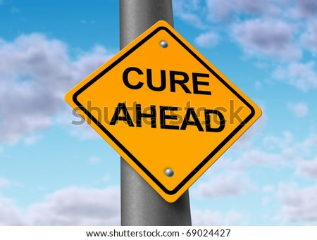 cure ahead medicine medical discovery miracle solution prescription chronic disease