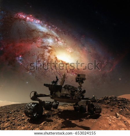 Mars Curiosity Stock Images, Royalty-Free Images & Vectors ...