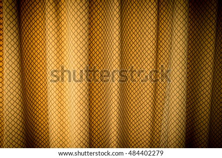 curtain texture for design background