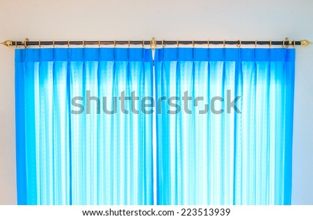 curtains background