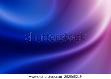 curve blue to purple gradient abstract background - stock photo