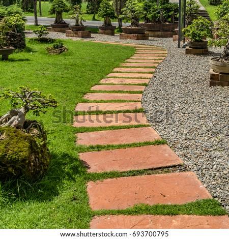 Best 25  Paver walkway ideas on Pinterest | Backyard pavers, Front ...