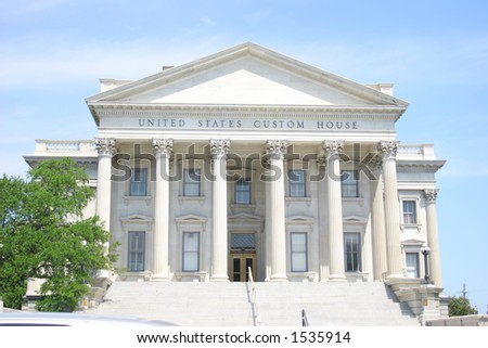 Custom House - Charleston - Classical Architecture