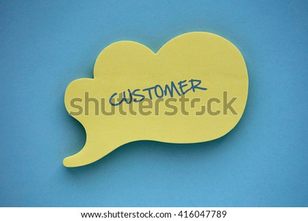 Customer Loyalty Concepts - stock photo