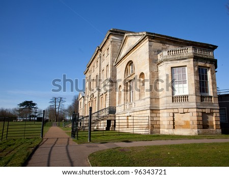Cusworth Hall in Doncaster, UK