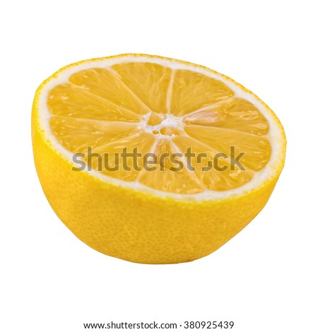 how to cut a lemon twist