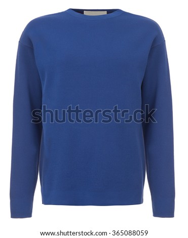 Blue Sweater Stock Images, Royalty-Free Images & Vectors ...